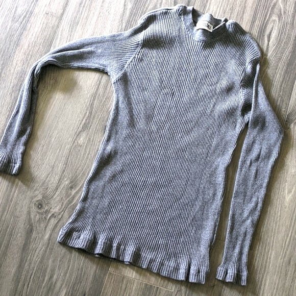 Mens Aeropostale Grey Sweater
